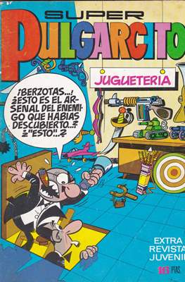 Super Pulgarcito (Grapa, 68 páginas) #19