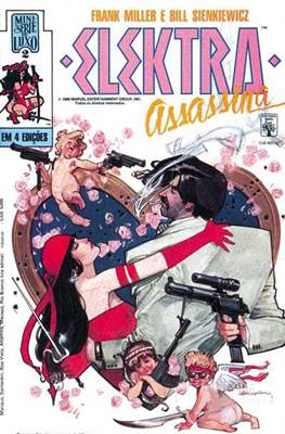 Elektra Assassina (Grapa) #2
