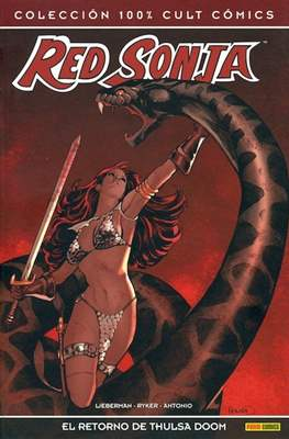 100% Cult Comics: Red Sonja (Rústica 92-168 pp) #3