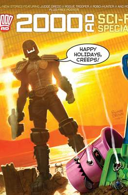 2000 AD Sci-Fi Special #22