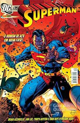Superman. 1ª série (Grapa) #34