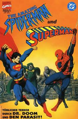 Marvel DC Crossover (Heften-Softcover) #12
