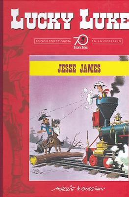 Lucky Luke. Edición coleccionista 70 aniversario (Cartoné con lomo de tela, 56 páginas) #40