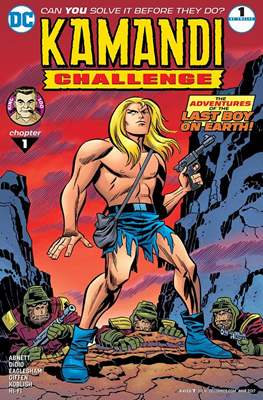 Kamandi Challenge (Comic-book) #1