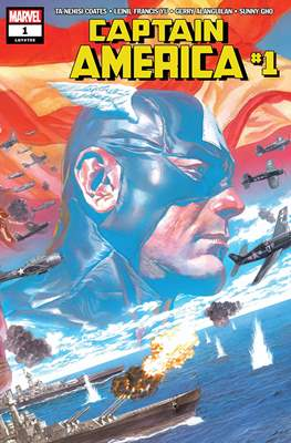 Captain America Vol. 9 (2018-)