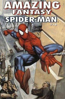 Amazing Fantasy Starring Spider-man