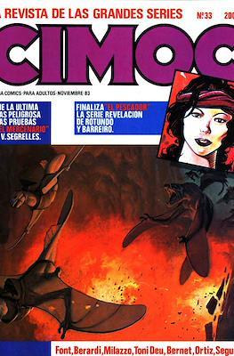 Cimoc (Grapa 60-132 pp) #33