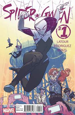 Spider-Gwen (Variant covers) #0.6