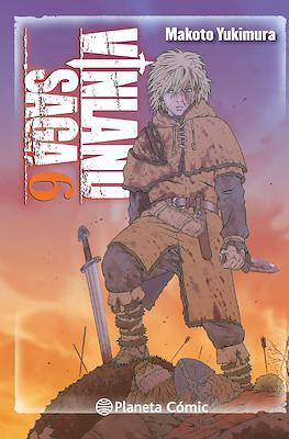 Vinland Saga (Rústica con sobrecubierta) #6