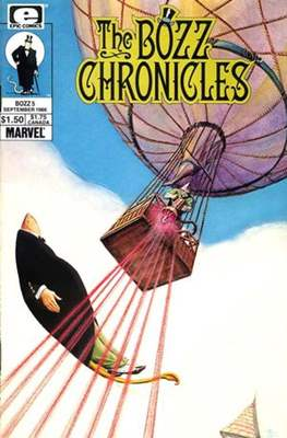 The Bozz Chronicles (Comic Book) #5