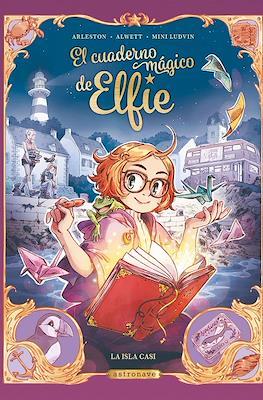 El cuaderno mágico de Elfie #1