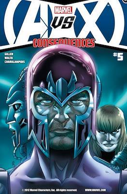 Avengers vs. X-Men: Consequences (Comic Book) #5