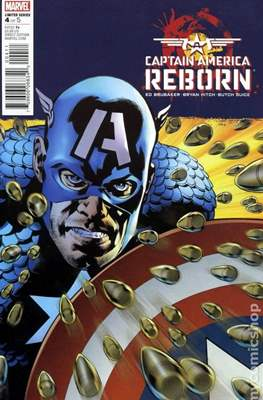 Captain America: Reborn (Comic Book) #4
