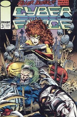 Cyberforce Vol. 1 (1994-1996) #3