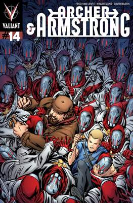 Archer & Armstrong (Comic Book) #14
