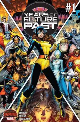 Years of Future Past (Comic-book) #1