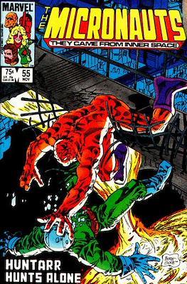 The Micronauts Vol.1 (1979-1984) (Comic Book 32 pp) #55
