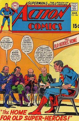 Action Comics Vol. 1 (1938-2011; 2016-) (Comic Book) #386