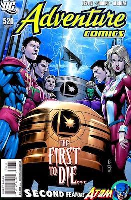 New Comics / New Adventure Comics / Adventure Comics (1935-1983; 2009-2011) (Saddle-Stitched) #520