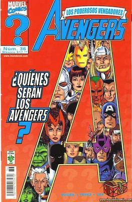 Avengers (Grapa) #36