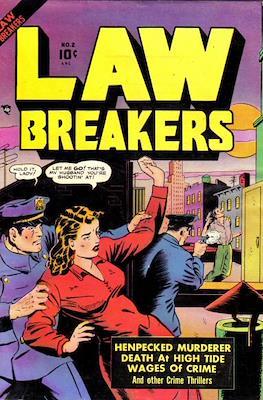 Lawbreakers (Saddle-stitched) #2