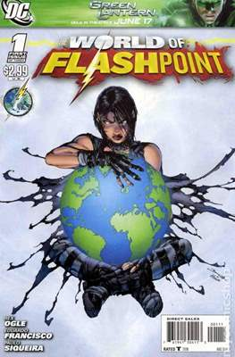 Flashpoint: The World of Flashpoint (2011) (Comic book) #1