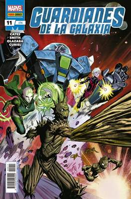 Guardianes de la Galaxia (2013-) (Grapa) #74/11