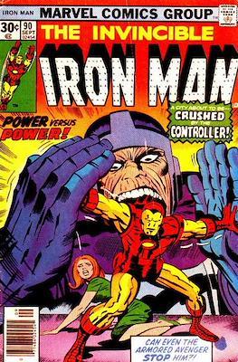 Iron Man Vol. 1 (1968-1996) (Comic book) #90