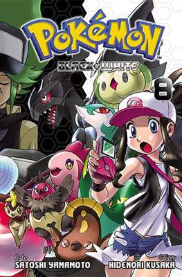 Pokémon Black & White (Rústica) #8