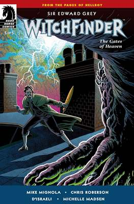 Witchfinder (comic-book) #25