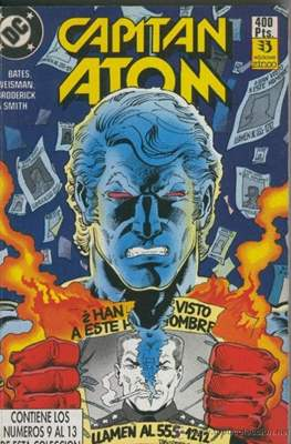 Capitán Atom (Retapado) #3