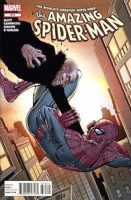 The Amazing Spider-Man Vol. 2 (1999-2014) (Comic-Book) #675