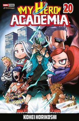 My Hero Academia (Rústica) #20