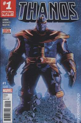 Thanos (Comic-book) #1.5