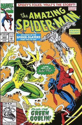The Amazing Spider-Man Vol. 1 (1963-1998) (Comic-book) #369