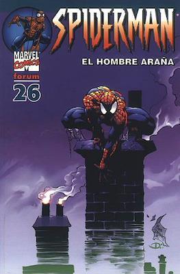 Spiderman Vol. 6 El Hombre Araña (2002-2006) (Rústica 80 pp) #26