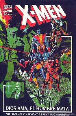 X-Men Dios ama, el hombre mata