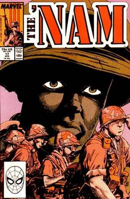 The 'Nam Vol 1 (Comic-book.) #17