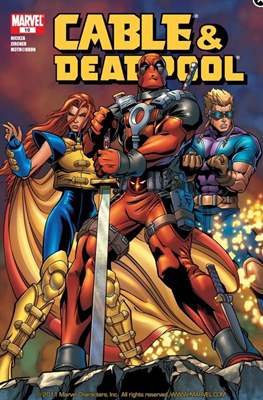 Cable & Deadpool (Comic-Book) #16