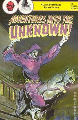 Adventures into the Unknown! (Comic-book. 1990-1991) #3