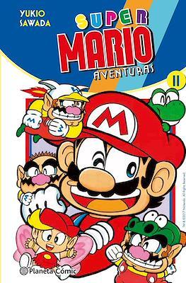 Super Mario Aventuras (Rústica con sobrecubierta) #11