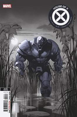 House of X (Variant Covers) (Comic Book) #5.6