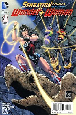 Sensation Comics Featuring Wonder Woman (2014-2016)