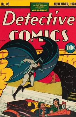 Detective Comics Vol. 1 (1937-2011; 2016-) (Comic Book) #33