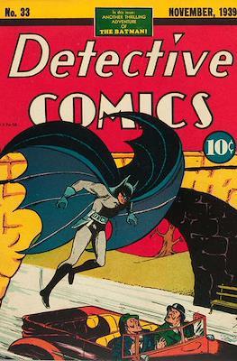 Detective Comics Vol. 1 (1937-2011; 2016-) #33