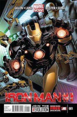 Iron Man (Vol. 5 2012-2014) (Comic-Book) #1