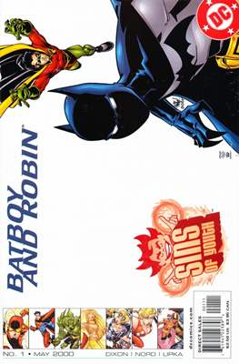 Sins of Youth: Batboy and Robin