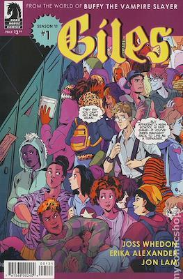 Buffy the Vampire Slayer: Giles (2018- Variant Cover)