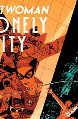 Catwoman: Lonely City
