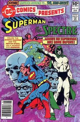 DC Comics Presents: Superman (Grapa) #29